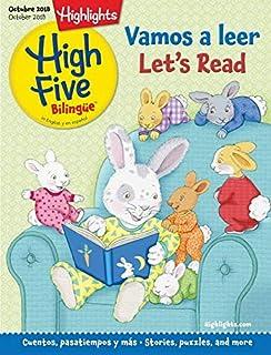 Highlights High Five Bilingue (B079P9BZ9Q) | Amazon Products