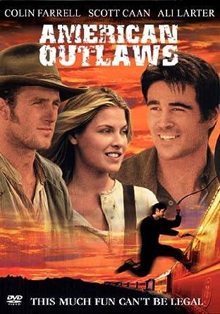 eb6b44f2c4d Amazon.com: American Outlaws: Colin Farrell, Scott Caan, Ali Larter,  Gabriel Macht, Gregory Smith, Harris Yulin, Kathy Bates, Timothy Dalton,  Will McCormack ...