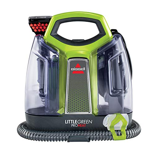 BISSELL 2513E Little Green Proheat Portable Deep Cleaner/Spot, used for sale  Delivered anywhere in Canada