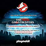 PLAYMOBIL Ghostbusters Firehouse