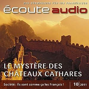 Écoute audio - Les châteaux cathares. 10/2011 Audiobook