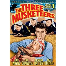 The Three Musketeers season 1