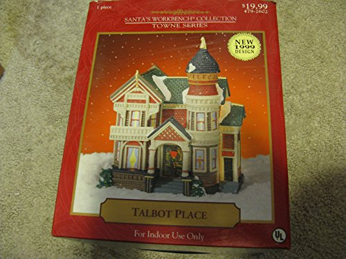 Talbots Collection - Santa's Workbench Collection Talbot Place