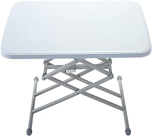 SJAPEX Léger Table Pliante,Outdoor Portable Robuste Table ...