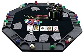Ordinaire Poker Table Top   Instantly Transforms Any Table Into A True Poker Table