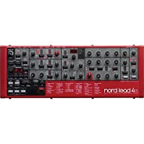 Nord Lead 4 Rack Table Top Performance Synthesizer with 2-Oscillator Virtual Analog Sound Engine (NL4-RACK)