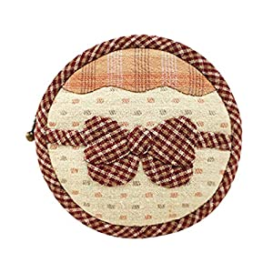Lovely Bow Change Bag Coin Purse Easy Sewing Craft Kit Simple Sewing Project Fun Craft Gift