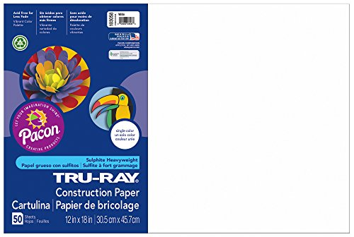 pacon-tru-ray-construction-paper-12-inches-by-18-inches-50-count-white-103058