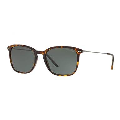 Armani GIORGIO 0AR8111 Gafas de sol, Dark Havana, 54 para Hombre