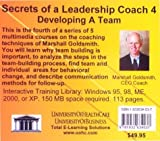 Developing a Team, Goldsmith, Marshall, 1932634037