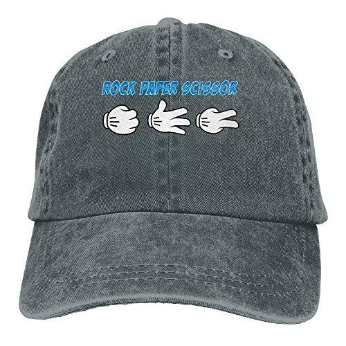 Hats for Scissors Skull Rock Denim Women Hat Cowboy Cowgirl Paper Sport Cap Men cWAzcvU