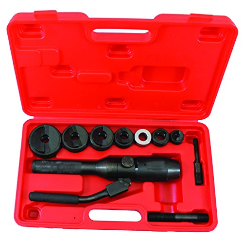 Eclipse Tools 902-482 Tuff Punch with Swivel Head and Type C Punch/Die Sets (3/4 Head Die)