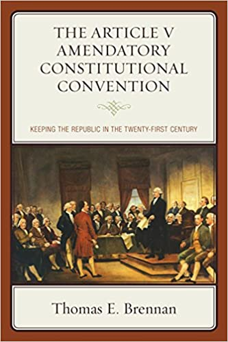 Amazon.com: The Article V Amendatory Constitutional Convention ...