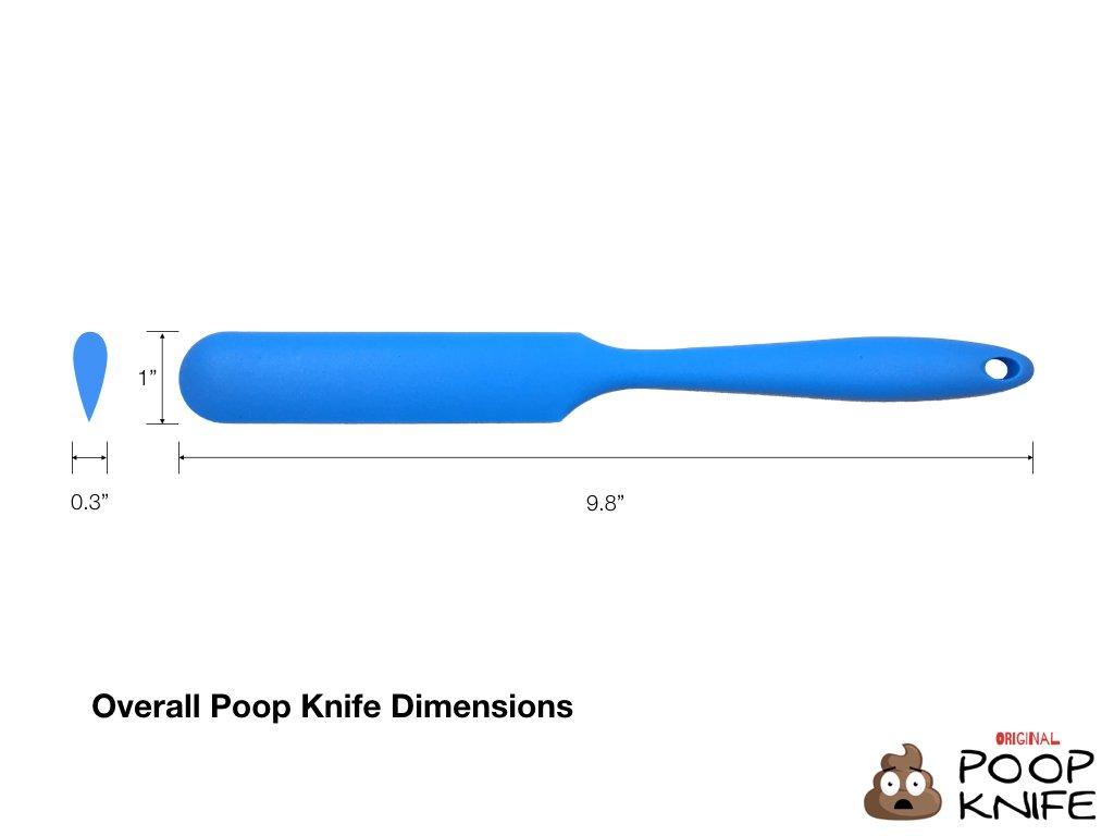 Poop Knife Gag Gift