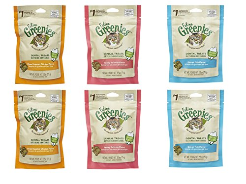 Feline-Greenies-Variety-Pack-of-6-15oz
