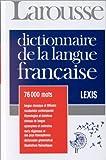 Dictionnaire de la Langue Francaise, Jean Dubois, 2033202194