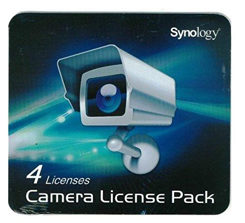 Synology Kamera Lizenz Pack für 4x Kamera
