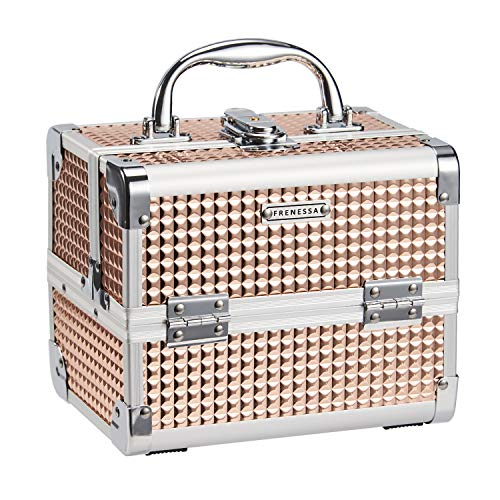 Frenessa Makeup Train Case