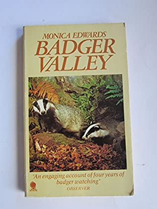 book cover of Badger Valley