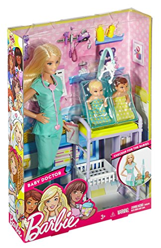 Barbie Baby Doctor Playset