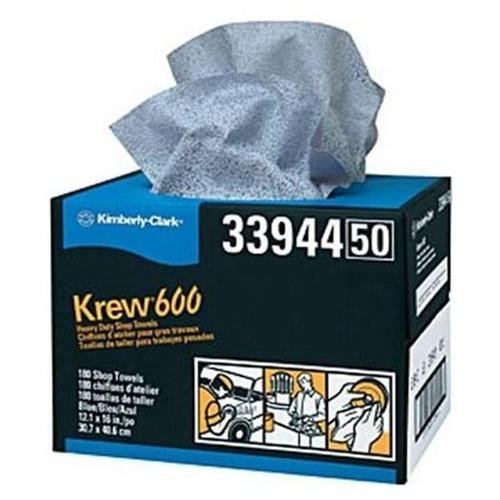 Krew 33944 Twin Pop-Up Heavy Duty Towel