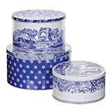 Spode - Blue Italian Set of 3 Cake Tins (Pack of 2)