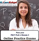 Pass your PECT PreK–4 Module 3 (5 Practice Tests)