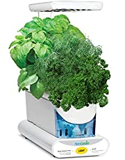 Save on Miracle-Gro AeroGarden Sprout LED mit dem Gourmet-Kräuter Samenkit (Weiß) and more