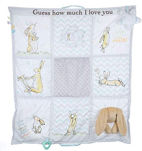 Guess How Much I Love You Activity Playmat for Babies