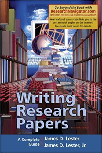 best books for research papers