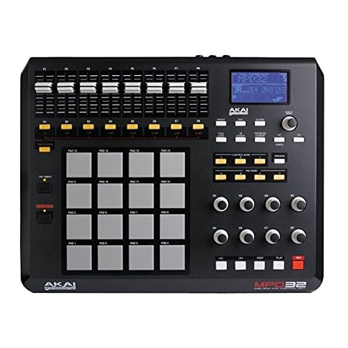 MPD32 [Electronics] [Electronics] [Electronics] by Akai