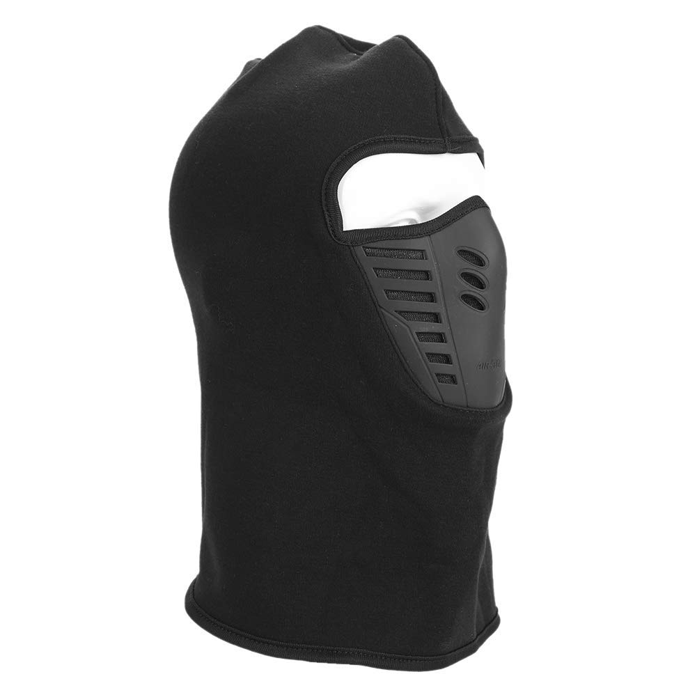 Unisex Thermal Balaclava Face Mask Breathable Windproof Full Face Mask Cover Neck Warmer Sports Headwear Ski Mask with Breathable Mesh Silicone Panel for Outdoor Sport Motorcycling Cycling Skiing ITODA