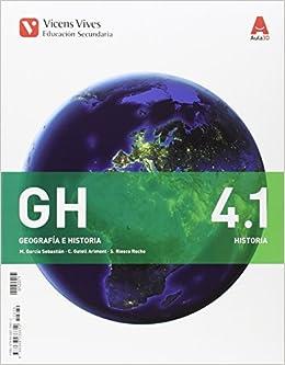 Book (CM).(16).GEOGRAFIA HISTORIA 4ºESO (C.MANCHA)(+SEPARATA)