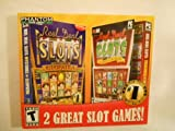 Reel Deal Slots Mysteries of Cleopatra & Treasures of the Far East Combo Pak PC