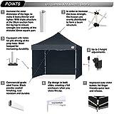 ABCCANOPY Canopy Tent Canopy 10x10/10x15/10x20