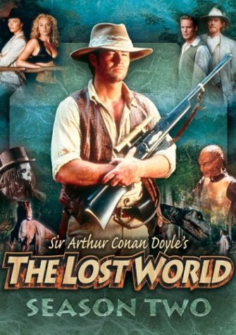 Sir Arthur Conan Doyle's The Lost World - Season Two by DOYLE,CONAN
