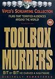 The Toolbox Murders [DVD]
