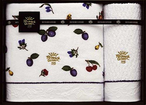 Richard Ginori Richard Jinoribasu wash towel set 39-2949300 (japan import)