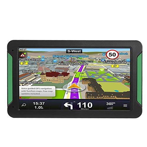 MP5 Player, LiChiLan S7 7 Inch Touch Screen Car GPS Navigation GPS Navigator (North America)