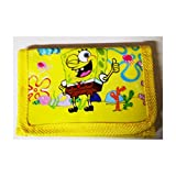 Sheena's Kid Gift Wallet Lanyard Watch Yellow Happy Cartoon Boy Or Girl 3 Pcs Asstd