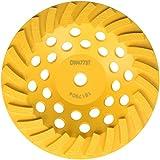 DEWALT Grinding Wheel, Diamond Cup, 7-Inch