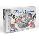 Hasbro Disney Trivial Pursuit DVD
