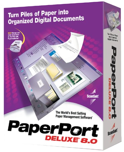 Download and install nuance paperport 12.