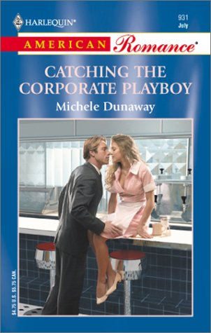 book cover of Catching the Corporate Playboy