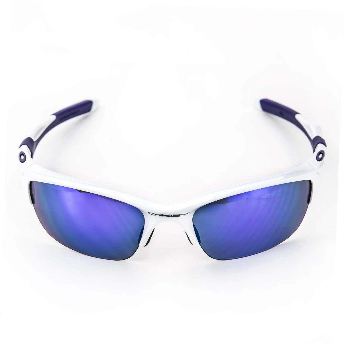 19e86fc435633 Amazon.com  Oakley Men s Non-Polarized Half Jacket 2.0 Oval Sunglasses