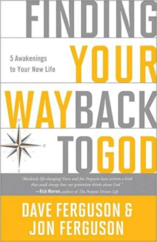 Book Finding Your Way Back to God: 5 Awakenings to Your New Life