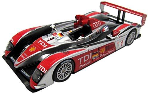1/43 アウディ R10 TDI 08 ル・マン LMP1クラス 6位 #1 F.Biela/E.Pir LMM146