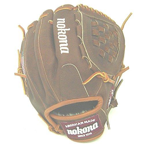 Nokona Walnut WB-100 Youth Baseball Glove 10.5 Right Hand Throw