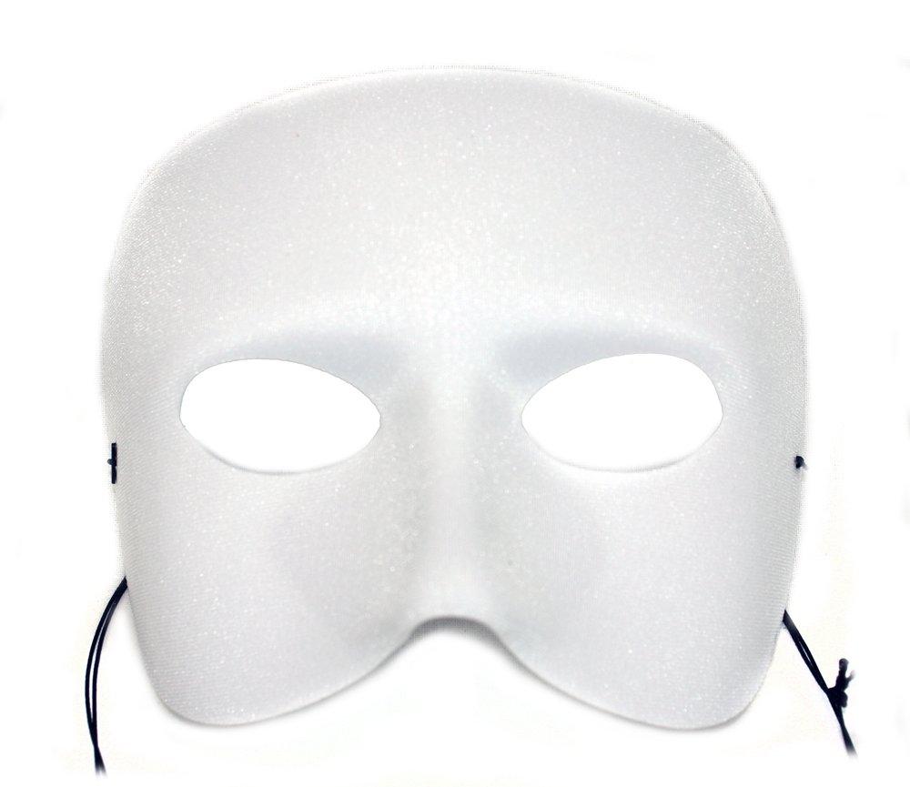 hasta un 65% de descuento Casanova White Classic Men's Masquerade Mask by Success Success Success Creations USA  El ultimo 2018