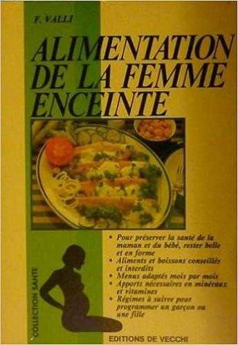 Téléchargement Alimentation de la femme enceinte epub, pdf